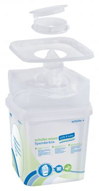 schülke wipes safe & easy bag-in-box system
